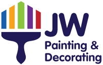 JW Painting  Decorating Logo